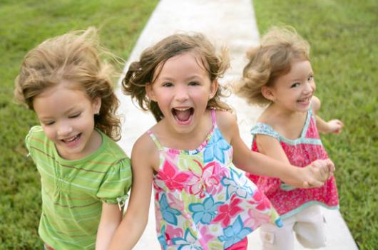 игры с ребенком на улице