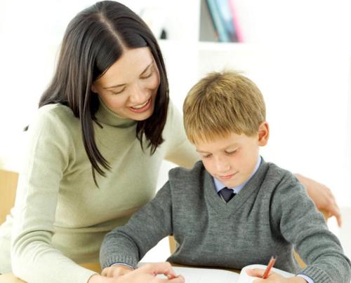 как делать уроки с детьми