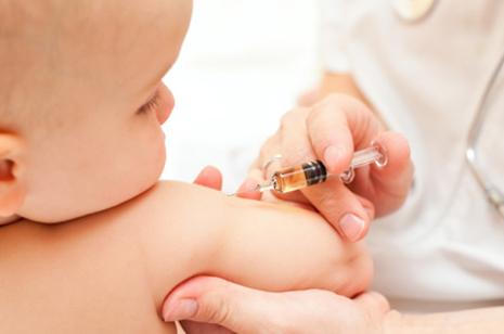 Детские прививки в Украине