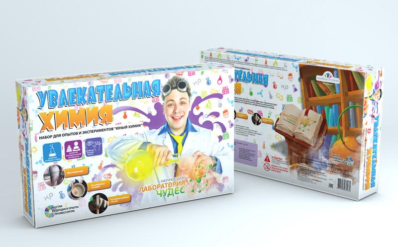 Интересные подарки для детского творчества