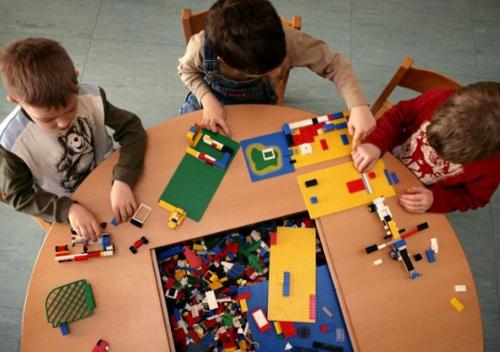Детский сад в Англии