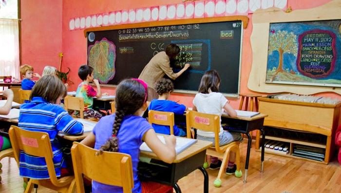 Вальдорфское образование. Садики и школы в Украине